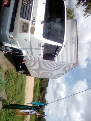 Caminhão baú 8120 - Foto 2