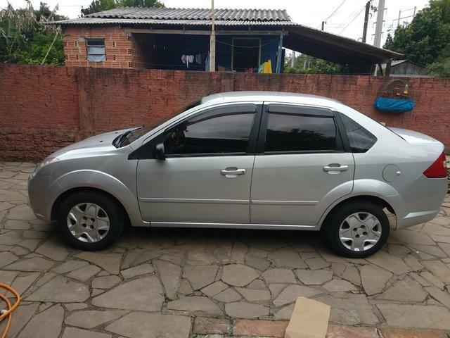 Fiesta Sedan Flex 2008 1.0 Usado - Foto 4