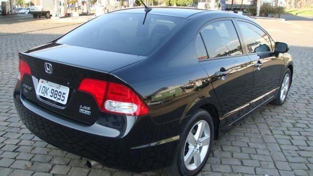 Honda Civic LXS 2008 completo automático 2º dono - Foto 2
