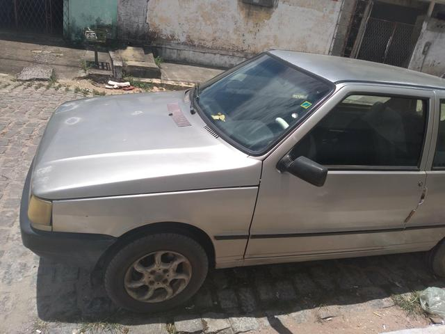 Vendo carro Fiat milli 1.0 1999