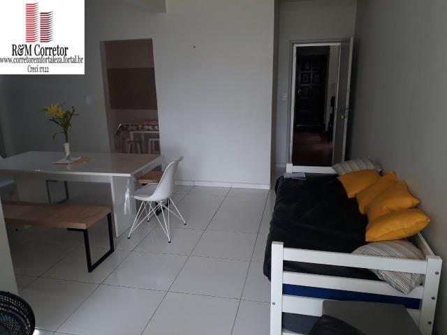 Apartamento por Temporada na Praia do Futuro em Fortaleza-CE (Whatsapp) - Foto 2