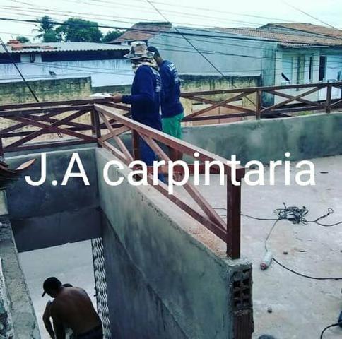 J.A carpintaria 35 anos - Foto 6