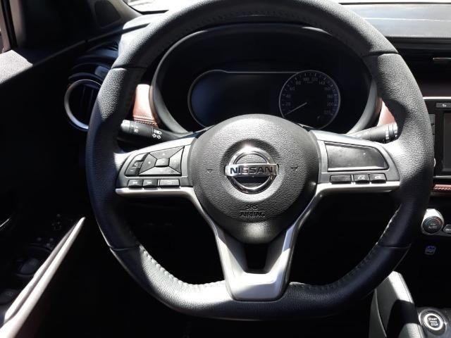 Nissan Kicks 1.6 sl cvt Flex com Pack Tech, Branco Perolado, Ano/Modelo 2018/2018 - Foto 7