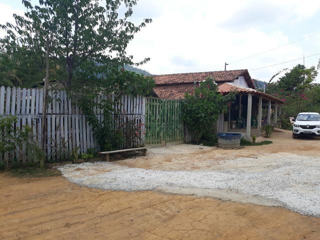 Vende-se ou troca em terra,chácara quitada, Local Parque das cachoeiras I - Foto 3