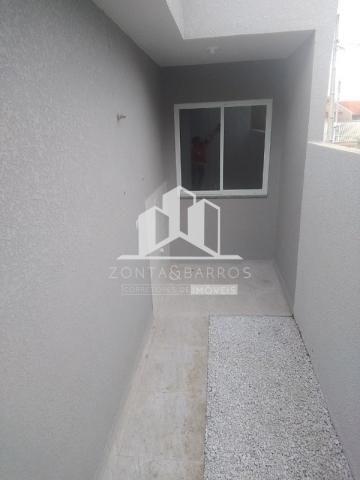 Casa à venda com 3 dormitórios em Eucaliptos, Fazenda rio grande cod:CA00123 - Foto 15