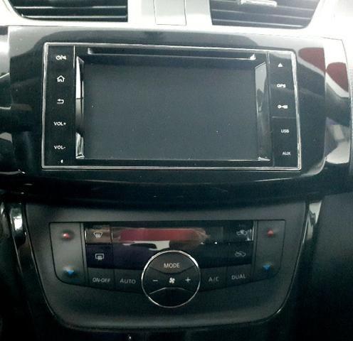 Nissan Sentra Sv 2.0 Flexstart 16v Automático - Foto 13