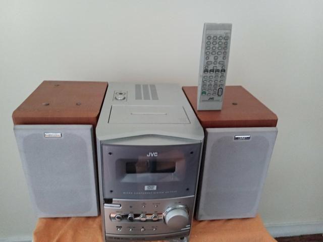 Micro system JVC - Foto 2