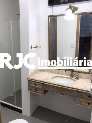 Apartamento à venda com 3 dormitórios em Copacabana, Rio de janeiro cod:MBAP32373 - Foto 19