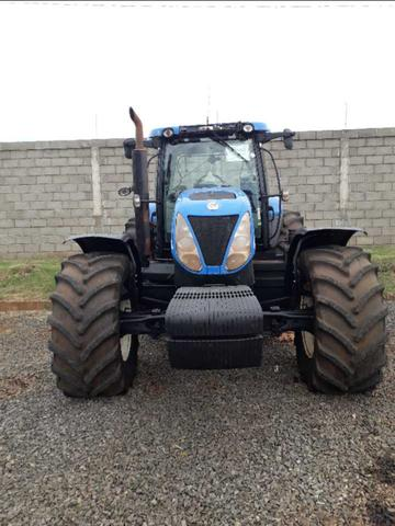 Trator new holland T7245 - Foto 4