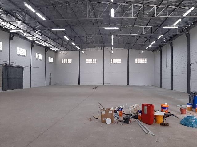 Galpão lndustrial  Condominio Eldorado locação. SJC.  - Foto 4