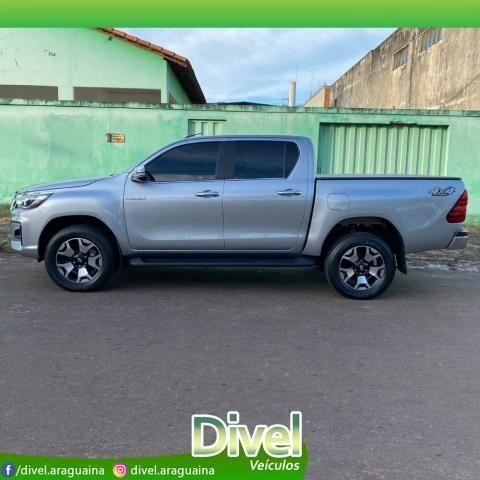 Toyota Hilux Cd Srx 4X4 2.8 Tdi 16V Aut. Diesel 2020 - Foto 5