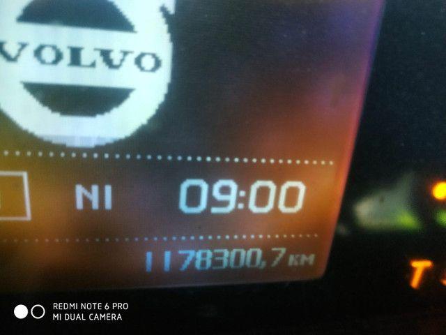 Volvo FH 440 6x2 2011 Automático Completo Bi- Caçamba Randon 2008 Com Pneus Roda Disco. - Foto 15