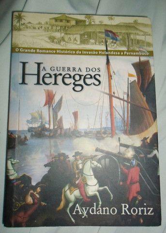 Livro A Guerra Dos Hereges