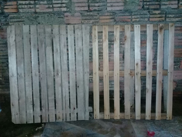 paleti de madeira
