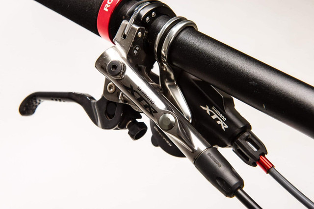 Bike carbono, aro 29 Tam 27,5 - Foto 4