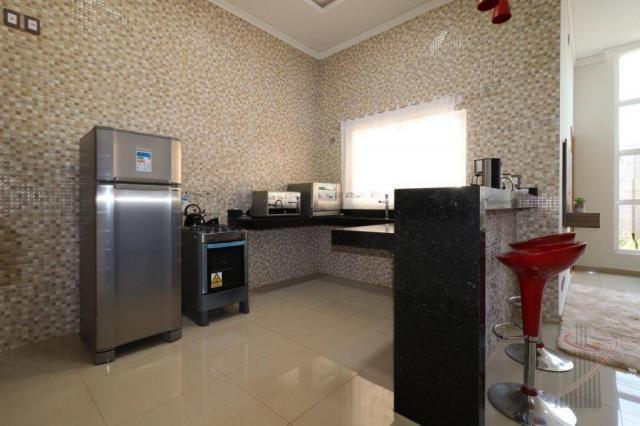 Casa com 3 dormitórios para alugar, 90 m² por R$ 3.100,00/mês - Beverly Falls Park - Foz d - Foto 6