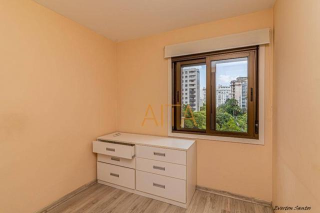 Apartamento com 2 dormitórios para alugar, 80 m² por R$ 4.500,00/mês - Moinhos de Vento -  - Foto 14