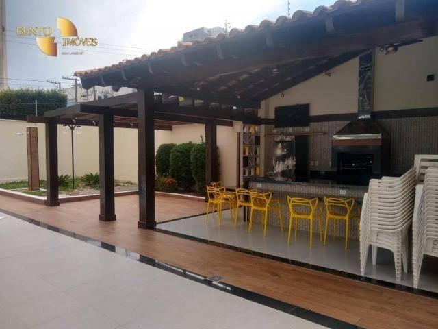 Apartamento com 3 dormitórios à venda, 85 m² por R$ 330.000,00 - Jardim Aclimação - Cuiabá - Foto 7