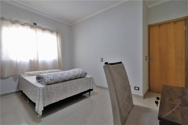 Casa com 3 dormitórios para alugar, 90 m² por R$ 3.100,00/mês - Beverly Falls Park - Foz d - Foto 16