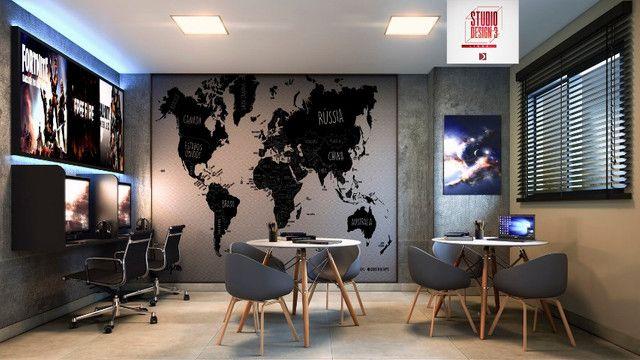 Lançamento Delman!!! Edifício Studio Design 3 - Lions - Foto 10