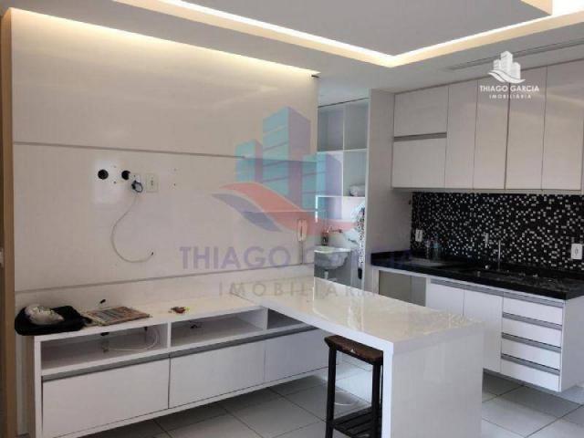 Ágio - Apartamento com 3 dormitórios à venda, 59 m² por R$ 90.000 - Itararé - Teresina/PI - Foto 2