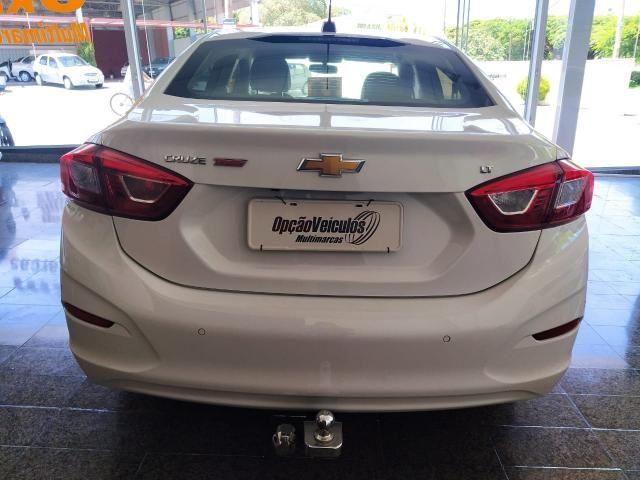 Chevrolet Cruze LT 1.4 16V Ecotec (Aut) (Flex) - Foto 9