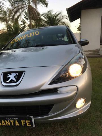 Peugeot 207 5P QUICK SILVER 1.6 COMPLETO - Foto 3