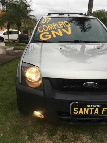 Ford EcoSport XLS 1.6 FLEX COMPLETA GNV EMBAIXO - Foto 4