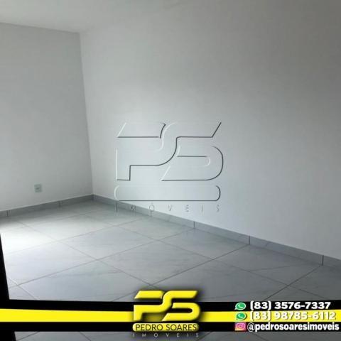 Apartamento com 2 dormitórios à venda, 60 m² por R$ 185.000 - Expedicionários - João Pesso - Foto 3