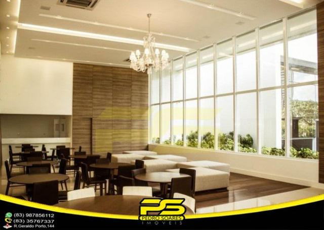 Oportunidade, apartamento p/alugar, 04 suítes, piscina, 05 vagas, 332,75m², por apenas R$  - Foto 9