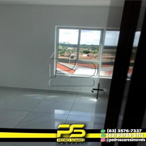 Apartamento com 2 dormitórios à venda, 60 m² por R$ 185.000 - Expedicionários - João Pesso - Foto 4