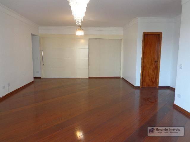 Apartamento com 4 dormitórios para alugar, 176 m² por R$ 3.100,00/mês - Vila Suzana - São  - Foto 2