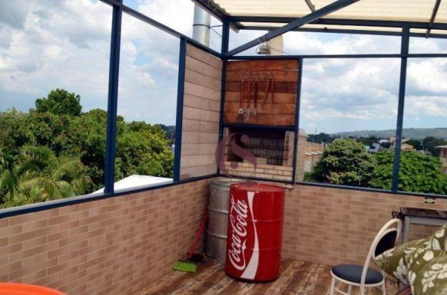 Casa com 7 dormitórios à venda, 500 m² por R$ 590.000,00 - Parque Santa Fé - Porto Alegre/ - Foto 7