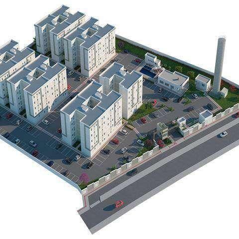Residencial Império La Castelle - Apartamento de 2 quartos em Itu, SP - ID4025 - Foto 8
