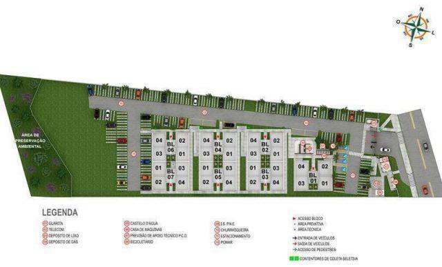 Monte Amazonas - Apartamento de 2 quartos em São Carlos, SP - ID3995 - Foto 7
