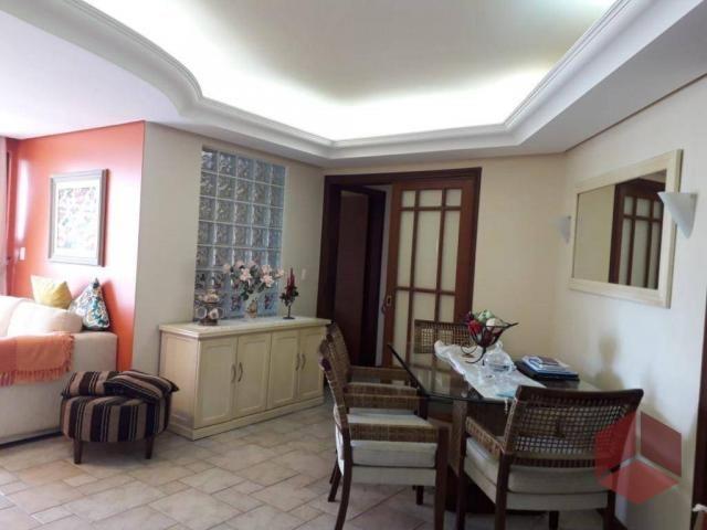 Apartamento à venda, 115 m² por R$ 735.000,00 - Balneário - Florianópolis/SC - Foto 3