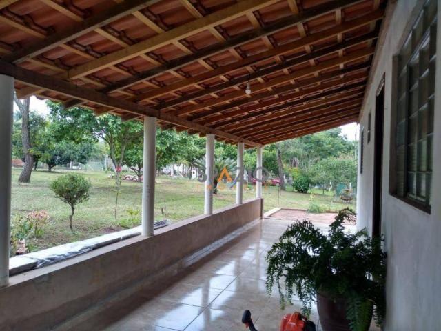 Chácara com 2 dormitórios à venda, 2000 m² por R$ 350.000 - Planalto da Serra Verde - Itir - Foto 20