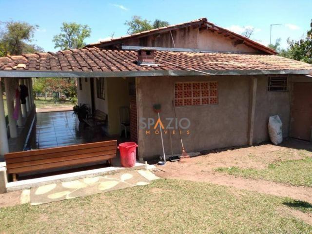 Chácara com 2 dormitórios à venda, 2000 m² por R$ 350.000 - Planalto da Serra Verde - Itir - Foto 6