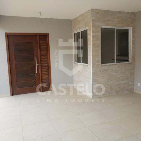 Oportunidade - Casa com 3 Quartos | Toda laje | Energia Solar | no Altos do Calhau - Foto 2