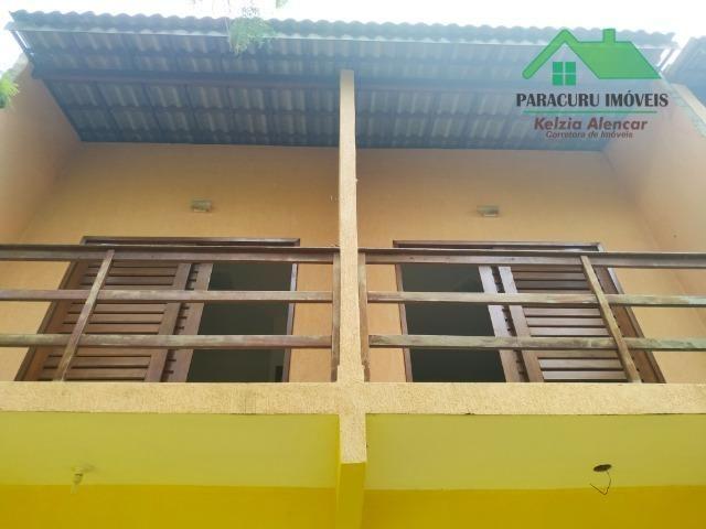 Charmoso duplex mobiliado com piscina no bairro Lagoa em Paracuru - Foto 9