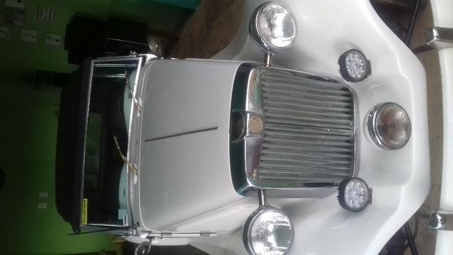 Carro para exclusivos mp laffer 42.000, - Foto 6