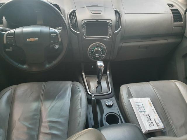S10 LTZ 4x4 2.8 automática 2014 - Foto 8