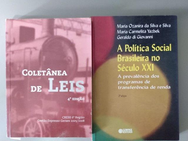 Livros Serviço Social