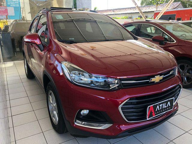Chevrolet tracker 1.4 turbo 2019 cambio automatico  novíssimo!!! - Foto 2