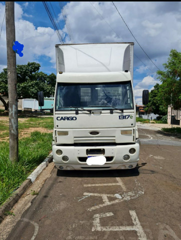 Ford Cargo 1317e 2006