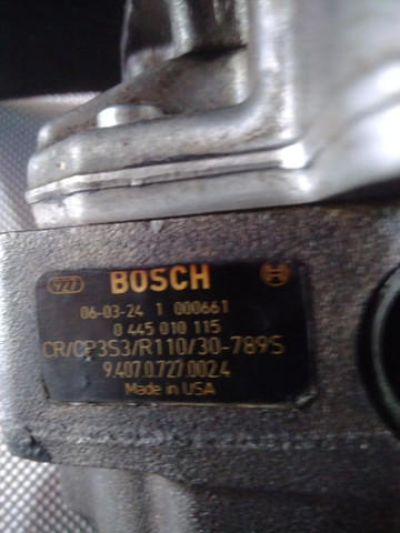 Bomba de Alta Pressão S10 2.8 / 0445010115 - Foto 2