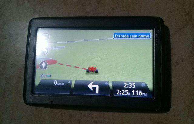 GPS TOMTOM C/VOZ/ BLUETOOTH ac TROCA - Foto 2