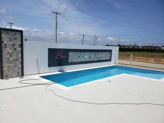 Casa NOVA toda MOBILIADA no Altavistta Barra de São Miguel  - Foto 3