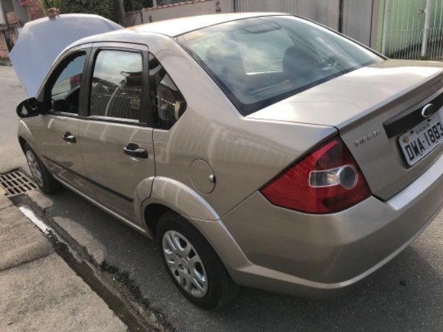 Fiesta Sedan 2008 1.0 completo - Foto 3