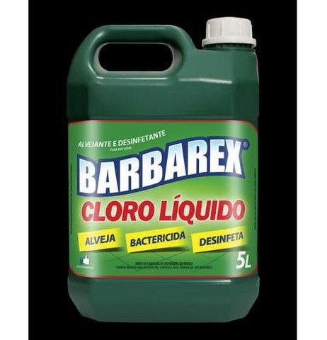Cloro liquido